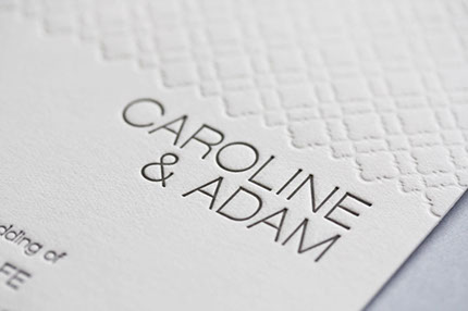 Letterpress wedding invitations australia letter press invitations letterpress wedding invitations australia reheart Choice Image