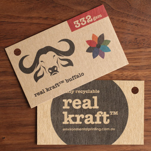 Custom printed swing tags australia white ink kraft brown swing new white printing availablereal kraft is suitable for white ink and cmyk printing we recommend using white black or dark colours for real kraft reheart Images